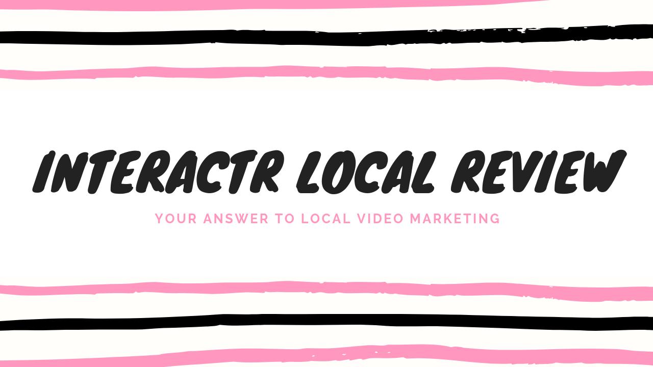 interactr local