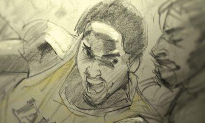Watch Kobe Bryant's Oscar-winning short film Dear Basketball online