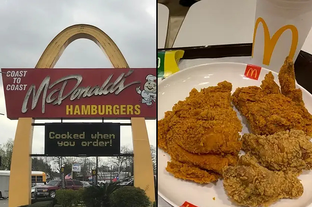 19 McDonald's That Look Like They Exist On A Slightly Different Version Of Earth