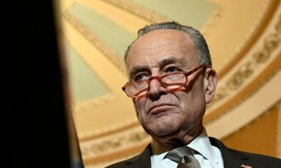 Chuck Schumer Hit with Ethics Complaints for Threat to SCOTUS Justices
