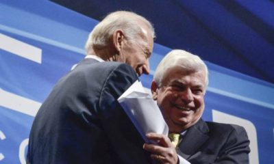 Joe Biden Appoints Scandal-Plagued Chris Dodd to VP Selection Committee