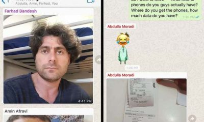 I Made A Group Chat With Refugees To Ask Them About Australia Wanting To Take Their Phones
