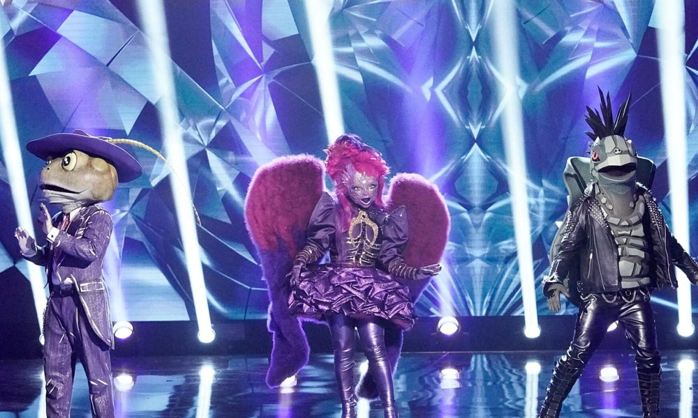 Masked Singer recap: Winner chosen, Night Angel, Frog, Turtle revealed – Entertainment Weekly