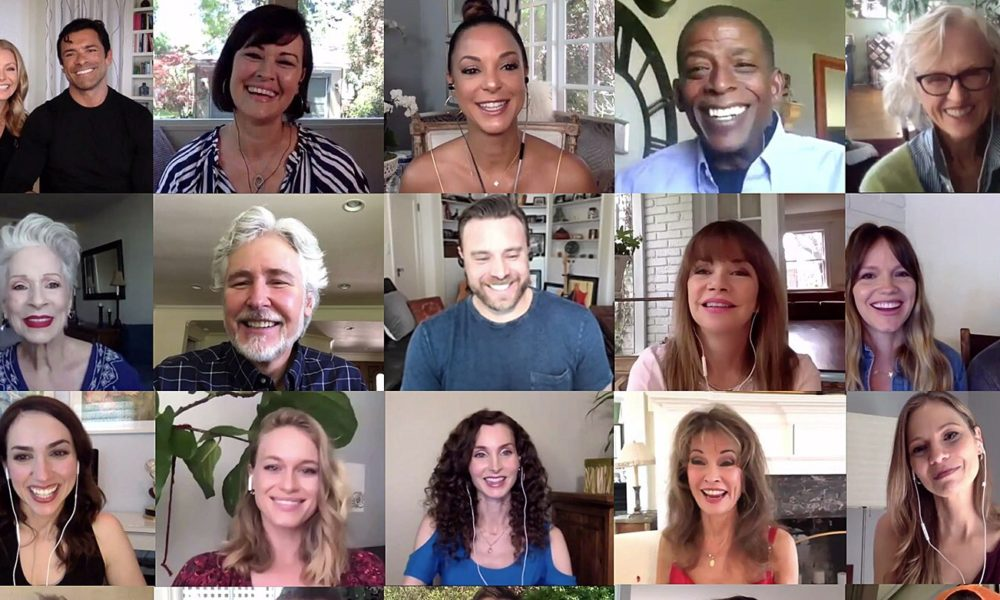 All My Children cast reunites for EW's #UnitedAtHome reunion series