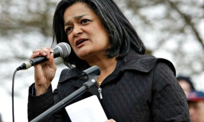 Pramila Jayapal: 'Enormous Suffering' Is Leverage for Green New Deal