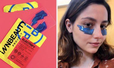 These Inn Beauty Lightning Bolt Eye Masks Look Cool And Really Work