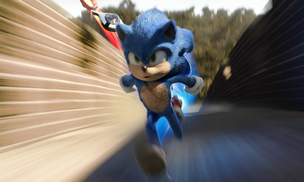 Sonic the Hedgehog sequel in the works at Paramount