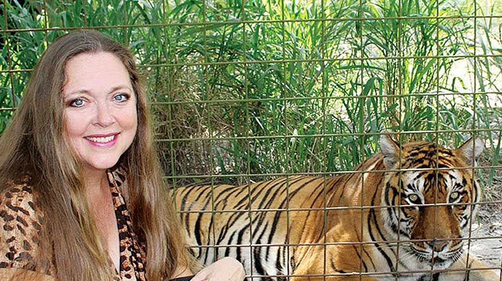 Tiger King: Carole Baskin's missing husband's will was forged, sheriff confirms