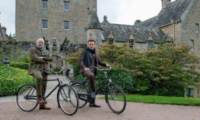 Outlander stars Sam Heughan and Graham McTavish star in travel docuseries