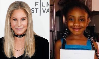 Barbra Streisand gifts George Floyd's daughter Gianna with Disney stock