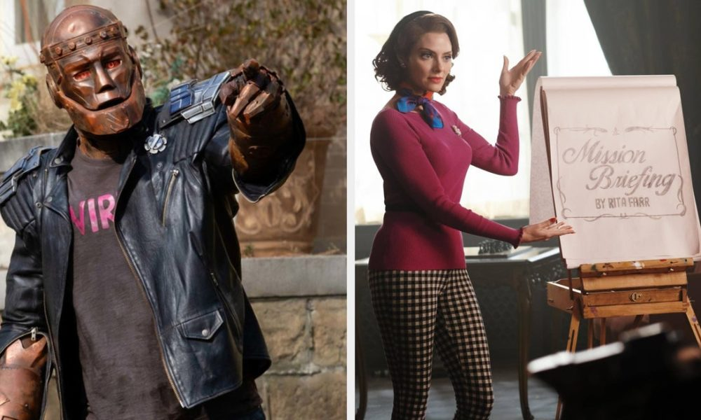 Missing Your Superheroes This Summer? Then You Need To Watch Doom Patrol On HBO Max