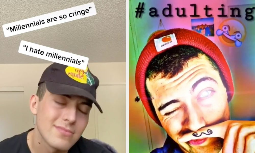 Gen Z'ers Are Making Fun Of Millennials On TikTok And I Feel Very Attacked