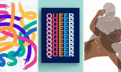 29 Pieces Of Queer-Themed Wall Art That'll Add Some Diversity To Your Decor