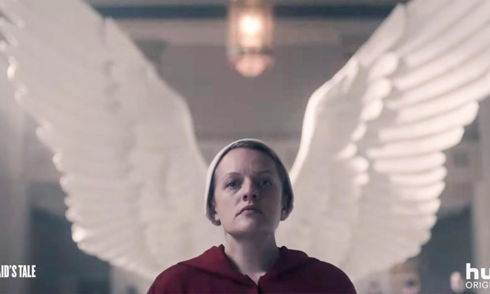 See Elisabeth Moss in The Handmaid's Tale season 4 trailer
