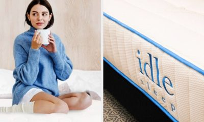 Idle Sleep's Massive Sitewide Sale Is A Perfect Excuse To Finally Get An Investment Mattress