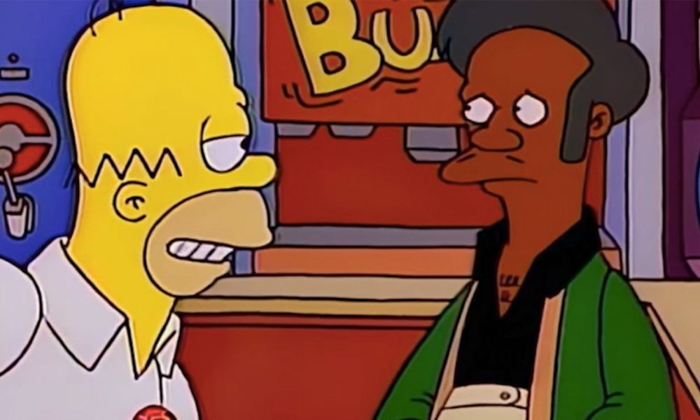 The Simpsons will no longer have white actors play non-white characters