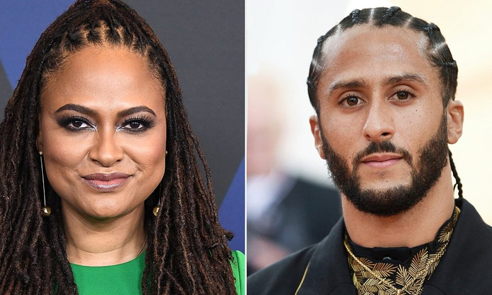 Ava DuVernay and Colin Kaepernick working on Netflix series about his early life