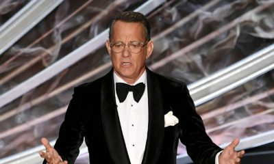 Tom Hanks scolds: 'Shame on you' if you don't wear a mask