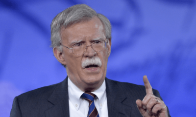 Hayward: Bolton Offers Nitpicky Criticism of Trump While Feeding Media's Scandal Culture