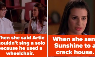 "These Are The 18 Worst Things Rachel Berry Did On ""Glee"""