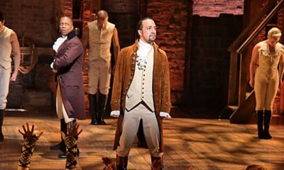 The Hamilton movie doesn't throw away its shot at greatness: Review