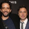 Zach Braff remembers close friend Nick Cordero's life and last days in emotional podcast – Entertainment Weekly