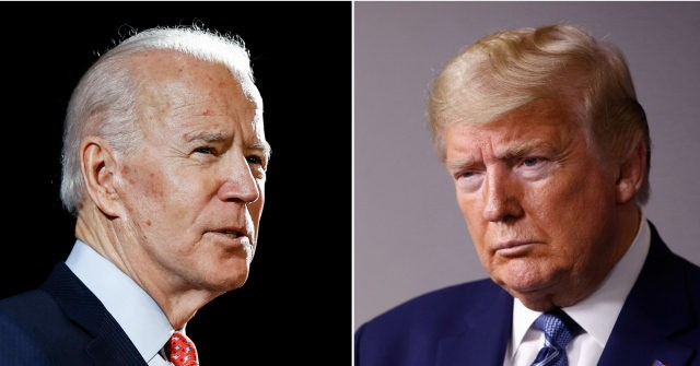 Poll: Joe Biden Leads Donald Trump by Four Points in Ohio