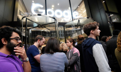 Alphabet saw its revenue dip due to the pandemic