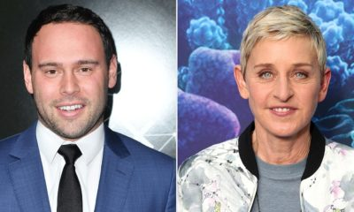 Scooter Braun defends Ellen DeGeneres amid allegations of 'toxic' culture at her talk show – Entertainment Weekly