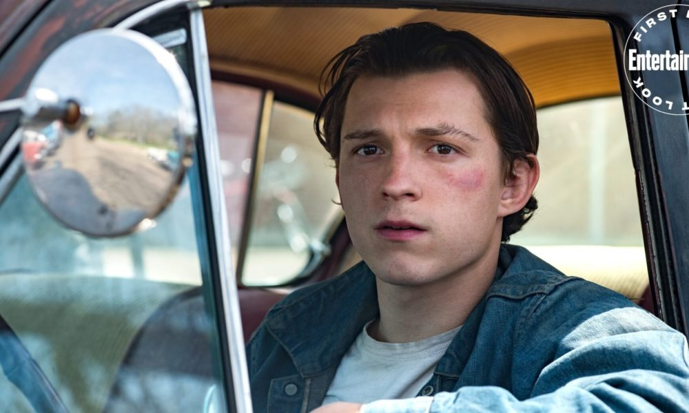 First look at Tom Holland and Robert Pattinson in 'The Devil All the Time'