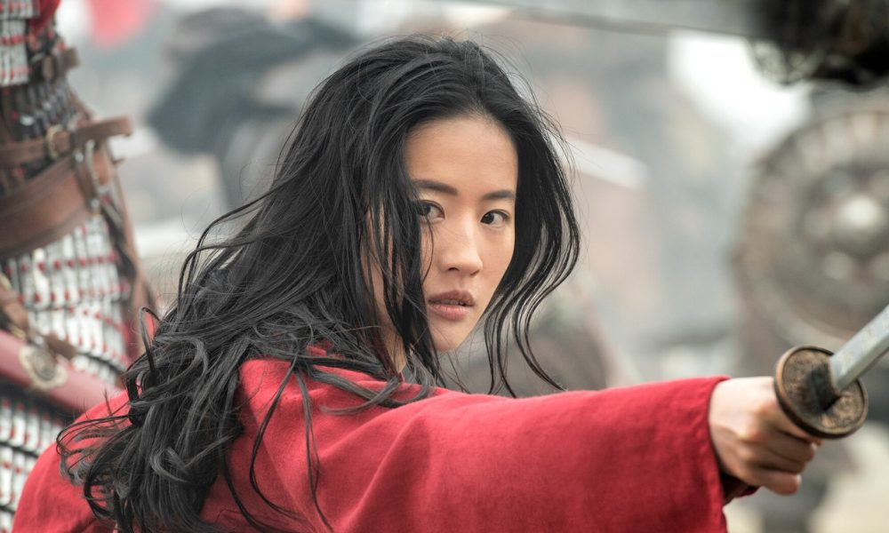 Live-action 'Mulan' movie to be sold on Disney+ in September