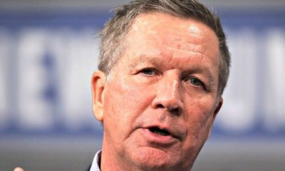 Progressives Bristle at Kasich's Expected Endorsement of Biden at Democratic Convention