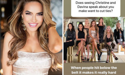 "Chrishell Stause Spilled Some Behind-The-Scenes Secrets About The Latest Season Of ""Selling Sunset"" On Instagram"