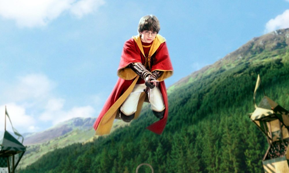 Harry Potter and the Sorcerer's Stone reaches $1 billion box office mark