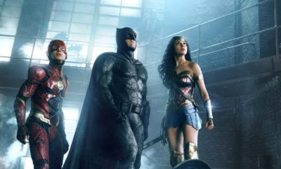 Zack Snyder's Justice League first trailer released