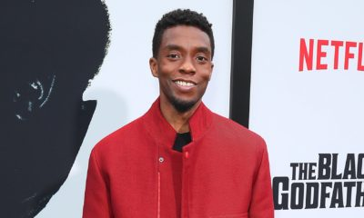 Netflix mourns Chadwick Boseman before the release of his awards contender