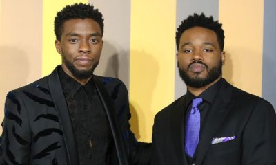 Ryan Coogler shares emotional tribute to Chadwick Boseman
