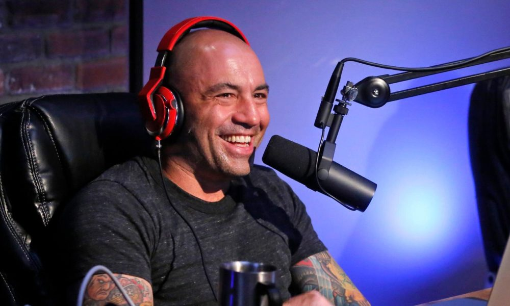 Alt right guests vanish as Joe Rogan debuts on SPOTIFY…