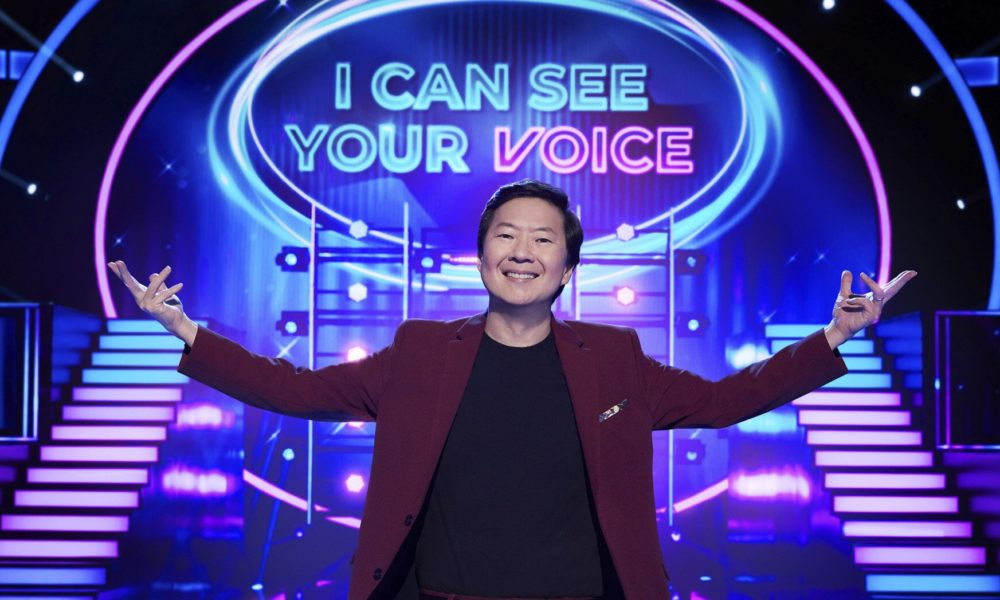 Celeb panelists revealed for Ken Jeong's I Can See Your Voice