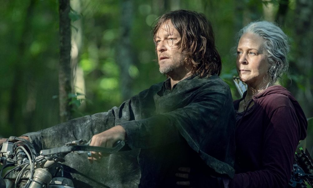 The Walking Dead to end; Daryl and Carol spin-off in the works
