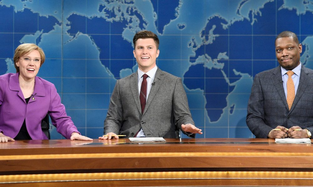 'Saturday Night Live' will return for live shows in October