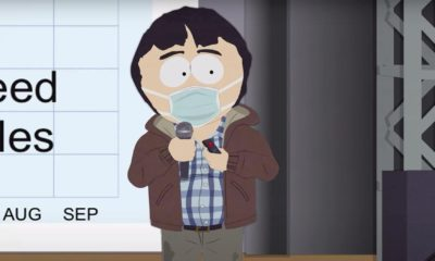 'SOUTH PARK' tackles virus with first hour-long special…