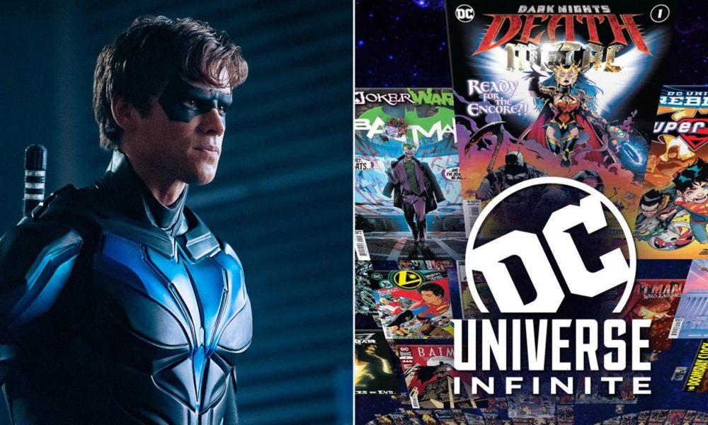 DC Universe to become premium comics service, TV originals move to HBO Max