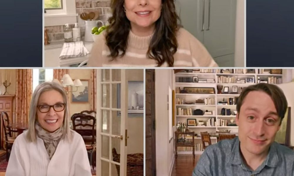 Watch Father of the Bride cast reunite for a new wedding