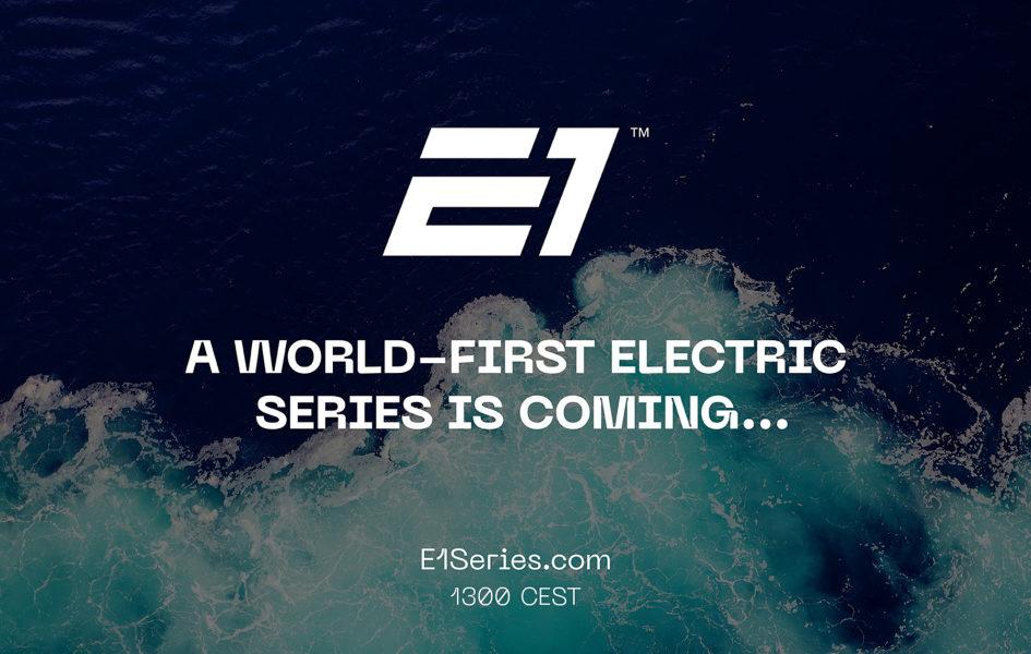 E1 is like Formula E, but with boats